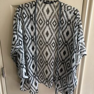 Maurices Tunic Coverup with Bling